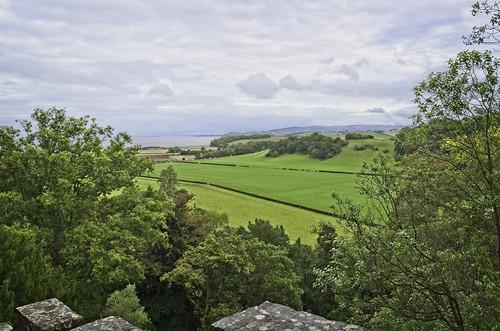exmoor somerset dunstercastle