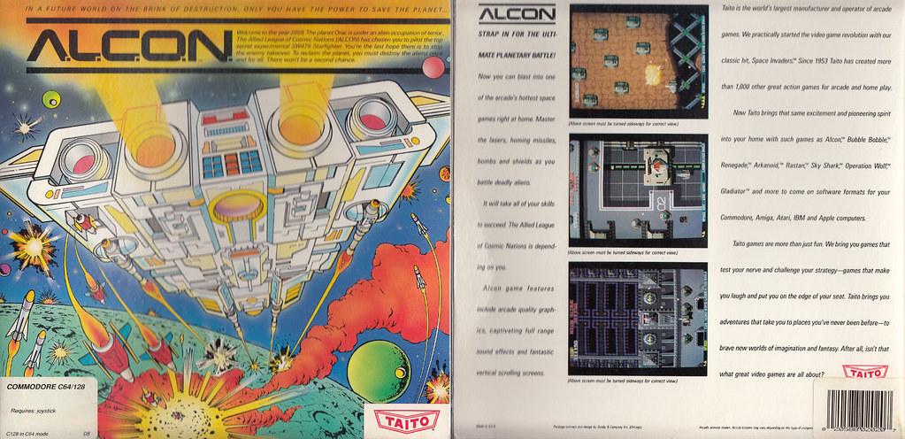 Alcon cover art - outside