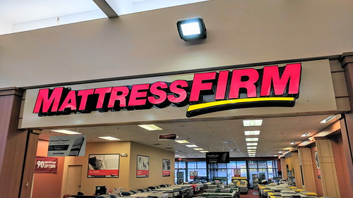 Mattress Firm (East Brook Mall) | by jjbers