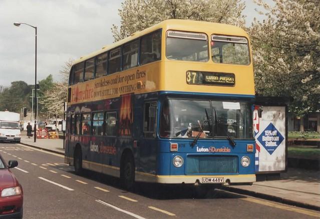 978, UDM 448V, Bristol VR (t.1996)