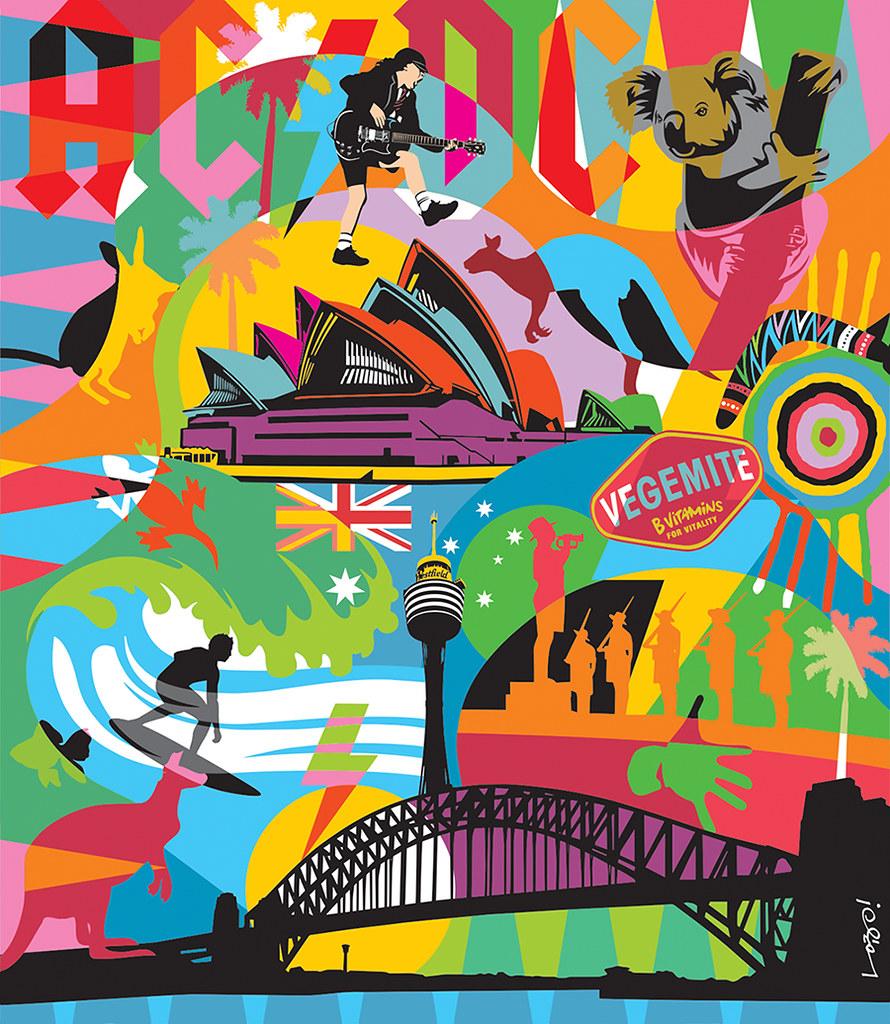26924078228_76fb3ba1db_b Awesome Australian Pop Art Artists @koolgadgetz.com.info