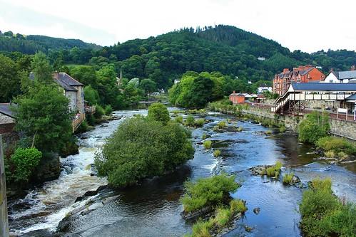 europe uk wales llangollen outdoor nature river trees riverdee beauty simplysuperb greatphotographers