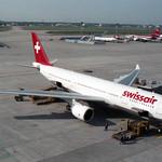 Swissair Airbus A330-223 HB-IQA