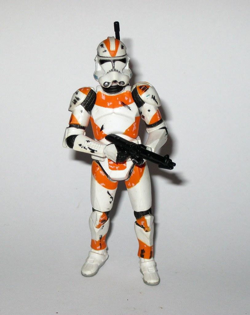Clone Trooper Battle Of Utapau Star Wars The Saga Collection 2006