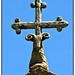 A cruz e o carneiro, Igreja Matriz de Nossa Senhora da Assunção, Caminha (Viana do Castelo, Portugal)