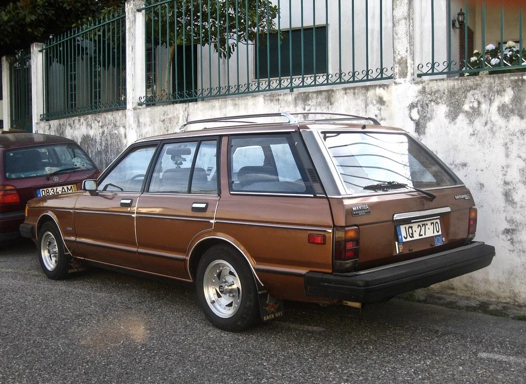 1979 datsun 810