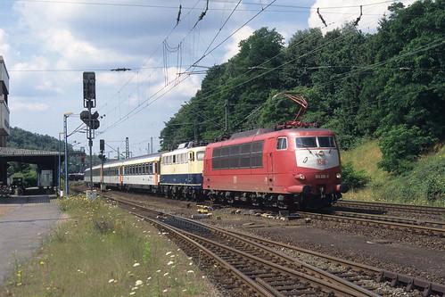 Stolberg (Rheinland) Hbf. 28.07.97.