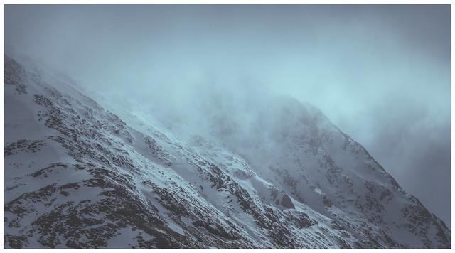 Snow & Mist, Glencoe