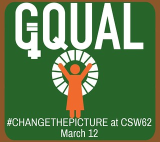 #ChangethePicture at #CSW62