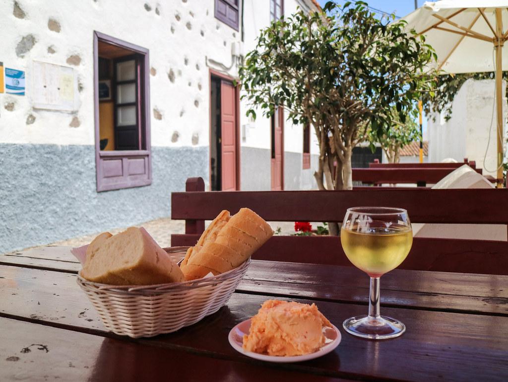 Almogrote gomero para probar al visitar las islas Canarias