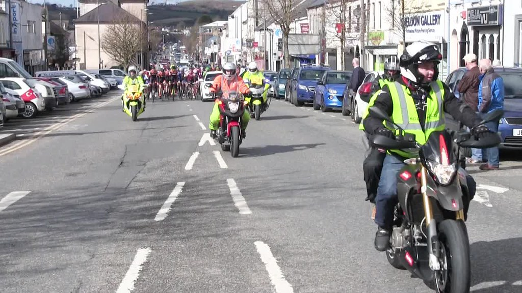 Tour of Ards Roll out