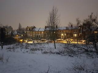 Cosy winter