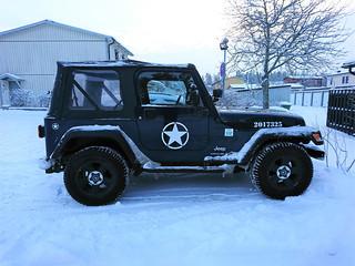 2006 Wrangler Jeep