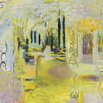 oil on canvas 92 x 97cm 2017