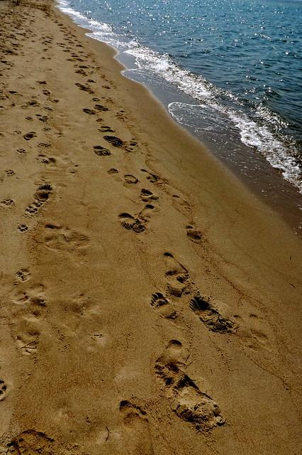 Walking.........Keramoti........Thraki.......Makedonia.......Greece