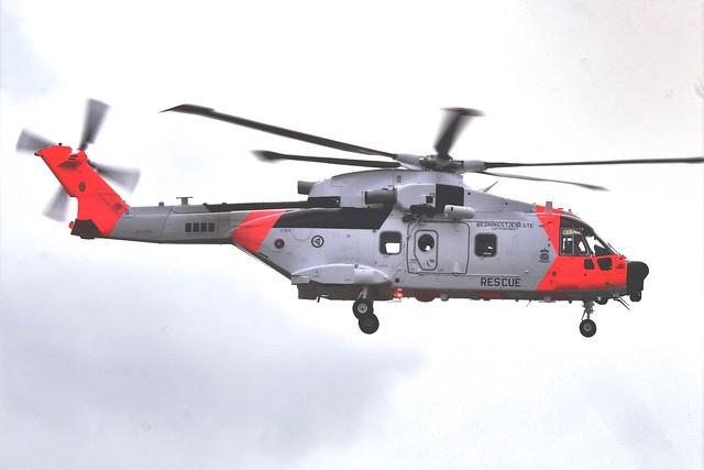 ZZ104 (0270) : Agusta Westland AW101 612 :  RNorAF