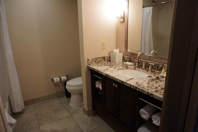 Bathroom at Best Western Plus Island Palms Hotel & Marina, San Diego, CA