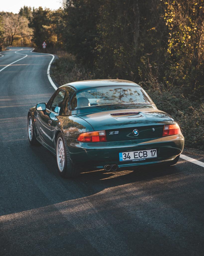 Bmw Z3 Roadster Weekendplayer Flickr