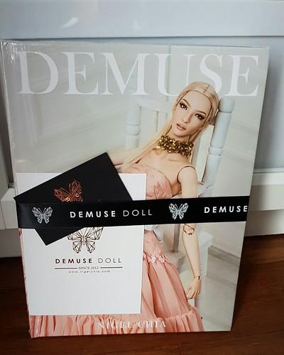 DeMuse book  😍   by czarnab1