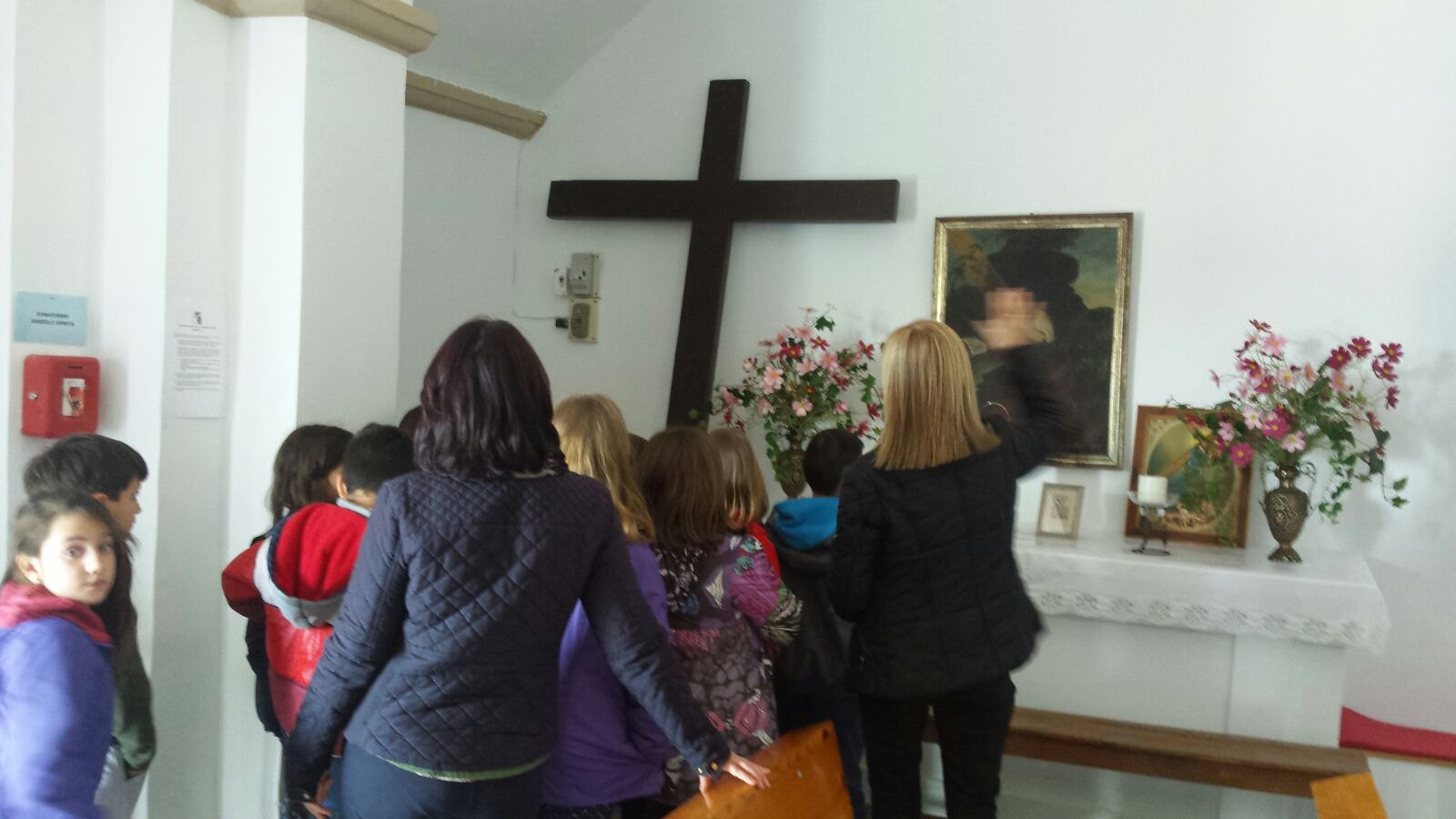(2018-03-16) - Visita ermita alumnos Laura,3ºB, profesora religión Reina Sofia - Marzo -  María Isabel Berenguer Brotons (07)