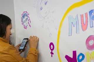 Mural UDG Day 4: International Women's Day | by cogdogblog