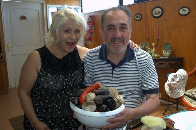Mary y Luis Armando