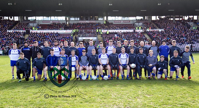 Galway v Monaghan AFL Div 1. Round 5 of 2018