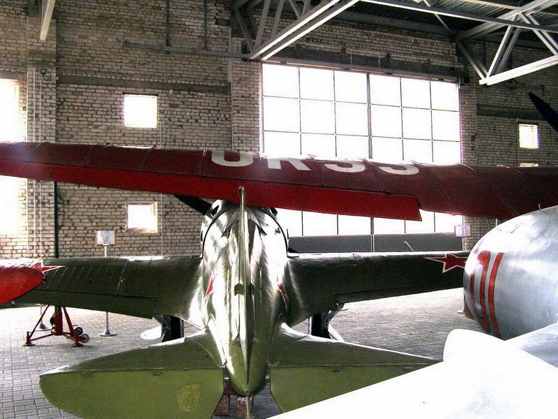 Polikarpov I-16 3