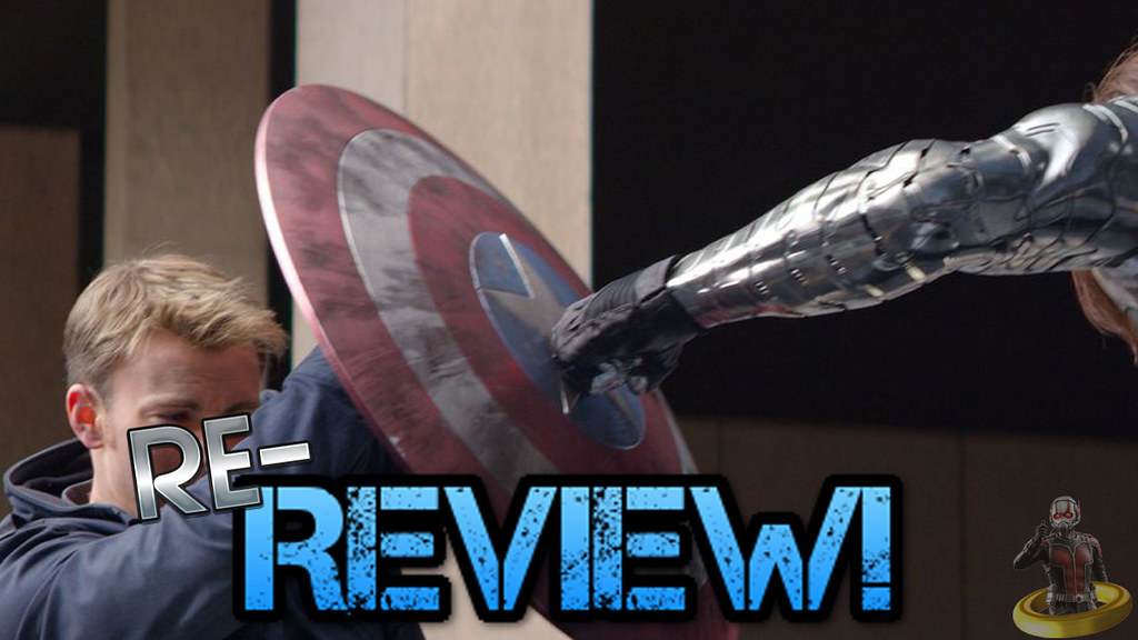 Captain America: The Winter Soldier Re-Review!