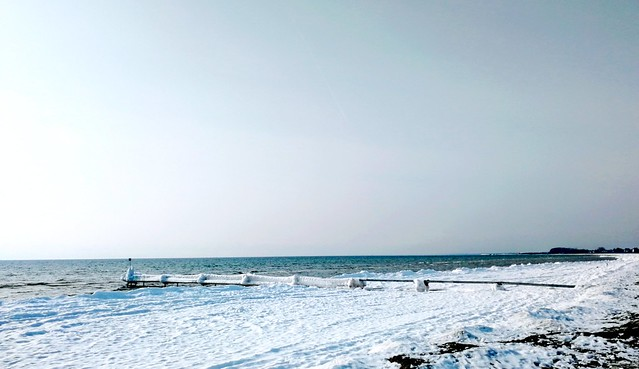 Winter in Greve, Denmark