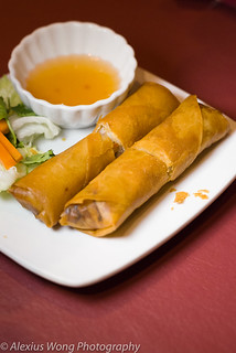 Spring Rolls / Cha Gio, Anh Dao, Washington DC | by AK_Wong