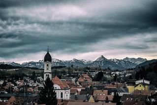 Nesselwang View | by orkomedix