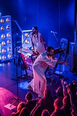 Dúo Missio en The Bowery Ballroom 2018