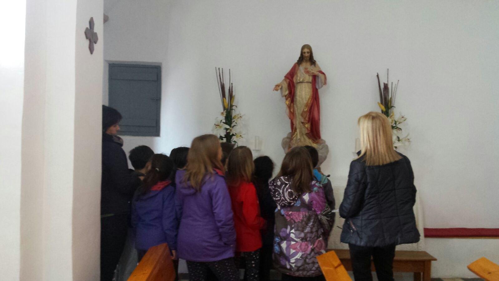 (2018-03-16) - Visita ermita alumnos Laura,3ºB, profesora religión Reina Sofia - Marzo -  María Isabel Berenguer Brotons (06)