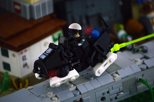 Police Speeder | by Guy Smiley :-)
