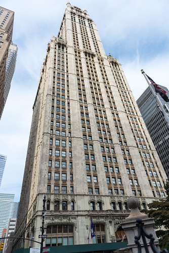 The Woolworth Building | by MikePScott