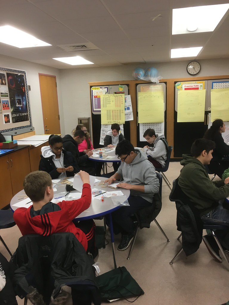 Wayne State STEM Day | During STEM DAY, sixth-through ninth