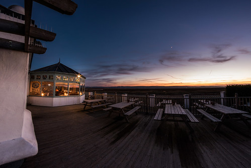 the boathouse parkgate sunset wirral low light outdoor sky benches samyang 8mm fisheye 750d clouds