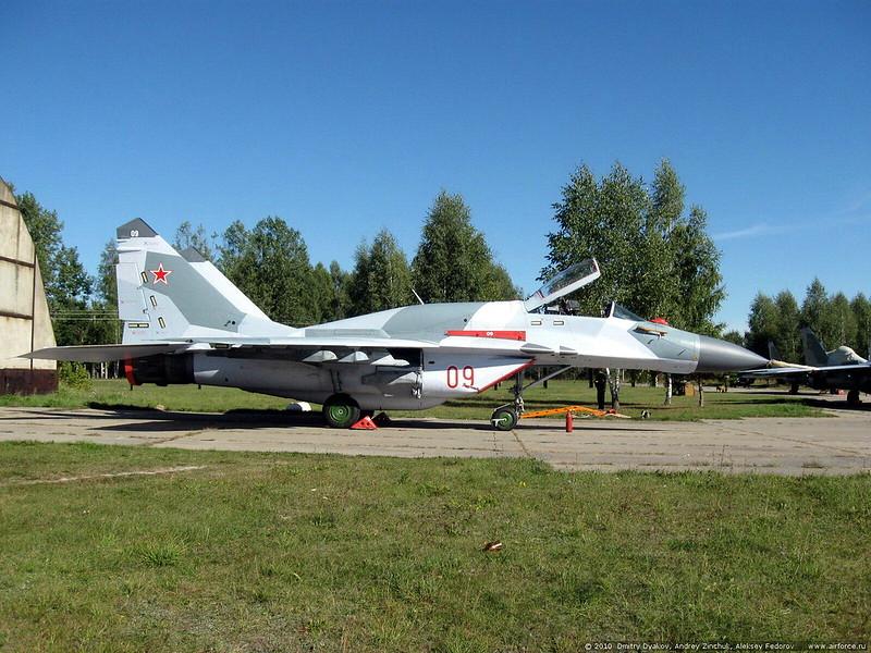 MiG-29SMT Fulcrum 2