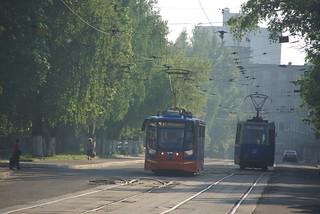 Smolensk tram 71-623 245