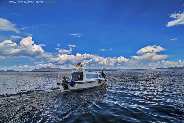 Bahía de Huatajata, Lago Titicaca
