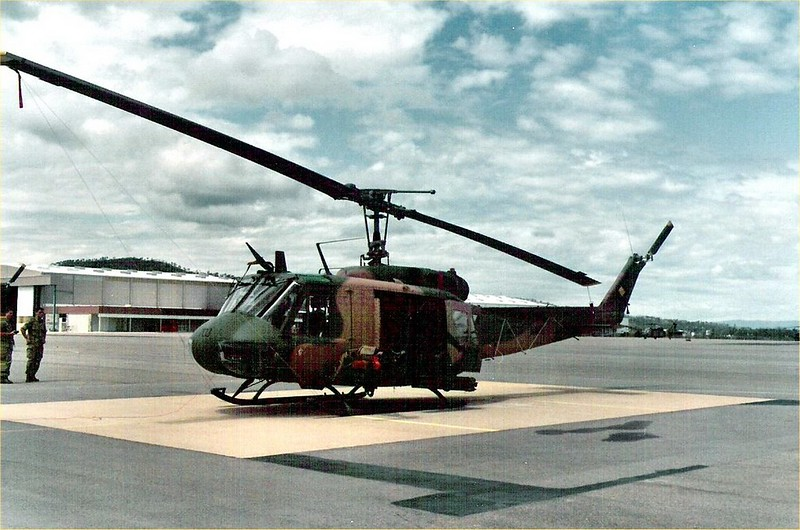 UH-1D Huey Gunship 2