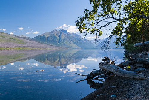 lakemcdonald glaciernationalpark montana