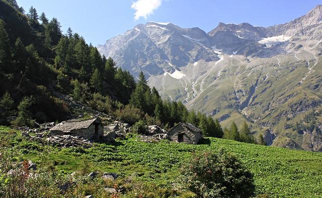 Alpe Rosareccio, Valle Anzasca