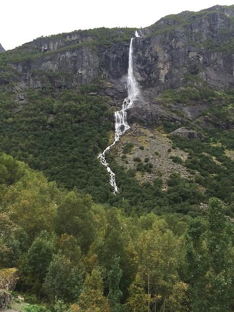 Briksdal Glacial 布利斯達爾冰河區
