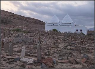 Bin Ali Al Alawi Tomb & 14th century Muslim cemetery
