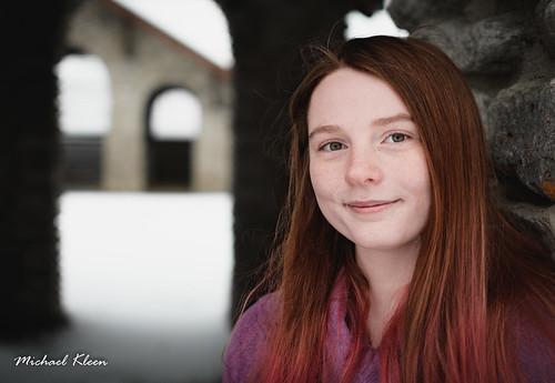 Sarah in Winter 6