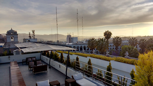 peru arquipa atardecer sol sunset terraza terrace andes luz light phiotography photo foto