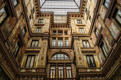 galleria Sciarra   by francesca pannuzzo