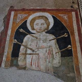 St Sebastian - Orvieto, Umbria, Italy
